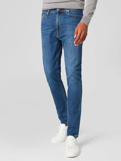 Les Deux Jeans 'Reed' in blue denim, Modelansicht