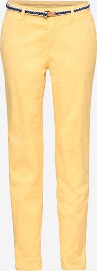 ESPRIT Chino hlače u žuta, Pregled proizvoda