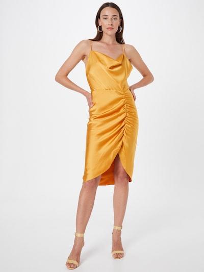 Samsoe Samsoe Kleid in bronze, Modelansicht