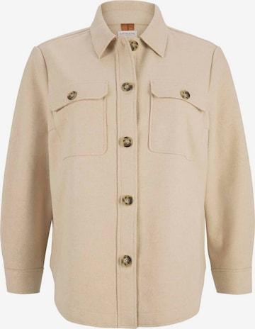 MY TRUE ME Between-season jacket in Beige