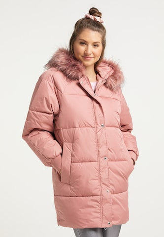 MYMO Winterjacke in Pink