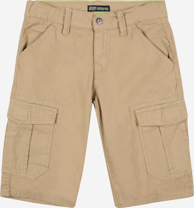 LEMON BERET Pantalon en sable, Vue avec produit