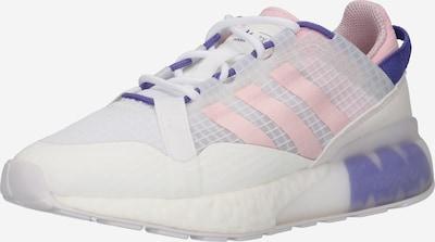 ADIDAS ORIGINALS Platform trainers in Dark purple / Pink / White, Item view