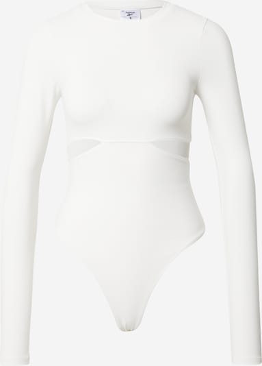 Body sportiv 'Studio' Reebok Sport pe alb, Vizualizare produs
