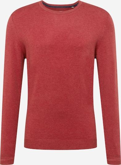TOM TAILOR Пуловер в червен меланж, Преглед на продукта