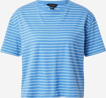 NEW LOOK T-shirt i blå