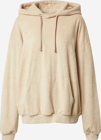 NU-IN Sweatshirt in de kleur Beige, Productweergave