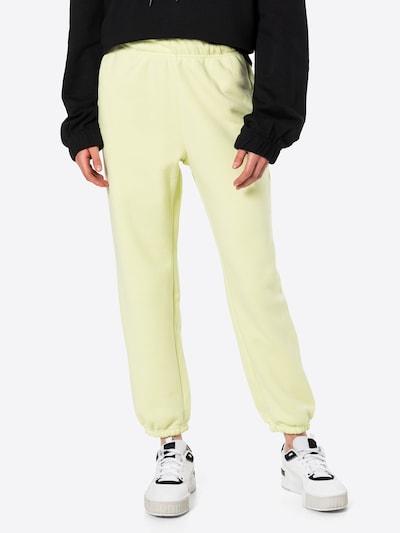 Tally Weijl Hose in hellgrün, Modelansicht