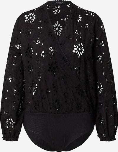 Tricou body 'Amara' AllSaints pe negru, Vizualizare produs