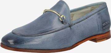 Papuci de casă 'Scarlett 22' de la MELVIN & HAMILTON pe albastru
