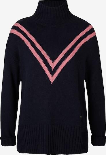 JOOP! Pullover in marine / pink, Produktansicht
