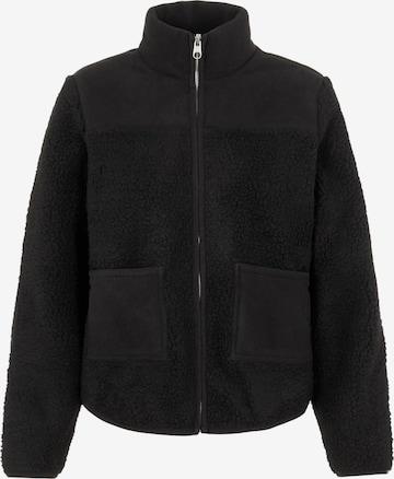 PIECES Overgangsjakke 'Sadie' i svart