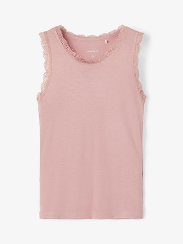 NAME IT Topp 'Freya', värv roosa