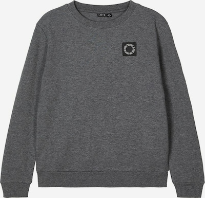NAME IT Sweatshirt in graumeliert, Produktansicht