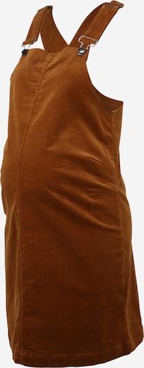 MAMALICIOUS Jurk 'Nassau' in de kleur Bruin, Productweergave