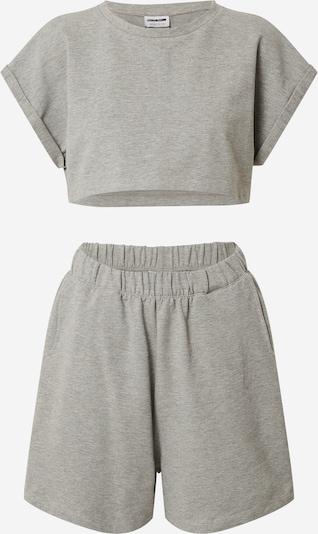Noisy may Joggingpak 'MALOU' in de kleur Grijs, Productweergave