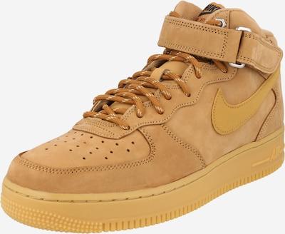 Nike Sportswear Členkové tenisky 'Air Force 1 Mid '07' - hnedá, Produkt