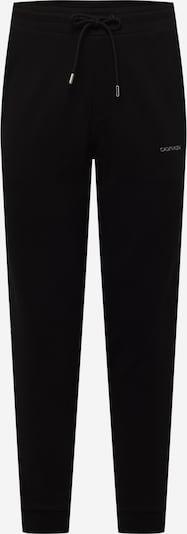 Calvin Klein Nohavice - čierna / strieborná, Produkt