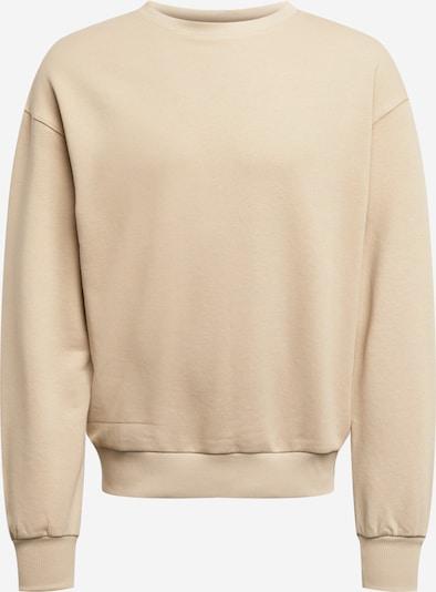 NU-IN Sweatshirt in puder, Produktansicht
