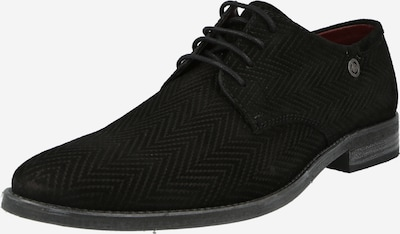 bugatti Lace-Up Shoes 'Lair' in Black, Item view