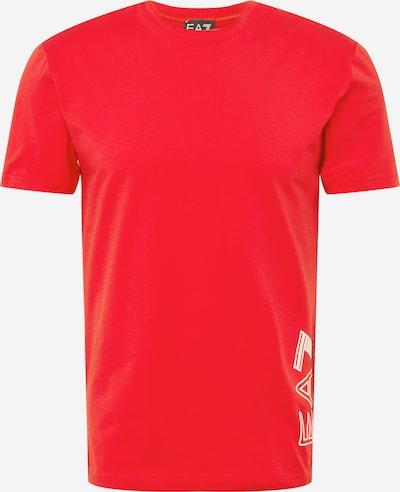 EA7 Emporio Armani Shirt in de kleur Blauw / Rood / Wit, Productweergave
