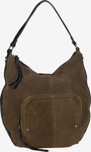 FREDsBRUDER Handtasche ' Drain ' in khaki: Frontalansicht