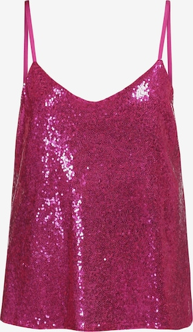 myMo at night Top in Roze