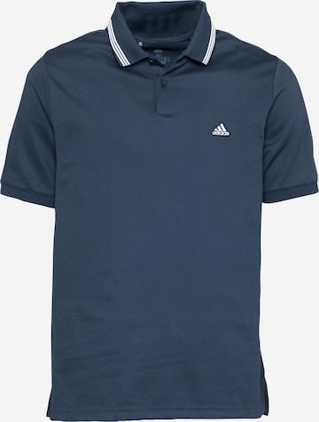 Tricou funcțional 'GO-TO' de la adidas Golf pe albastru
