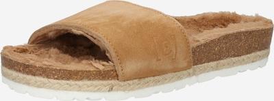 espadrij l´originale Pantolette in cognac, Produktansicht