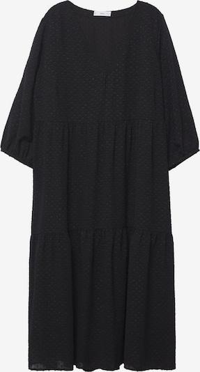 MANGO Dress 'Plumeti 1' in Black, Item view