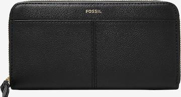FOSSIL Wallet in Black
