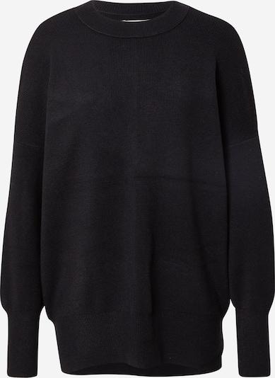 Pulover Abercrombie & Fitch pe negru, Vizualizare produs