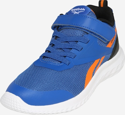 REEBOK Sportske cipele 'RUSH RUNNER' u plava / narančasta / crna, Pregled proizvoda