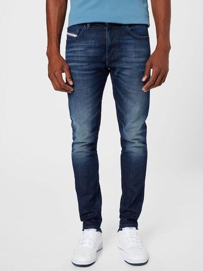 DIESEL Jeans 'STRUKT' in dunkelblau, Modelansicht