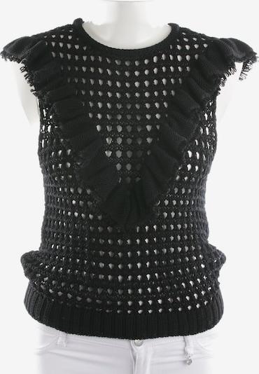 Philosophy di Lorenzo Serafini Top / Seidentop in L in schwarz, Produktansicht