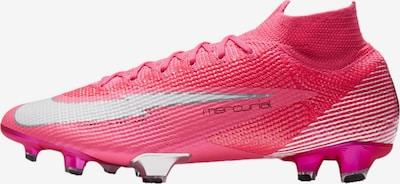 NIKE Fußballschuh in pink / weiß, Produktansicht