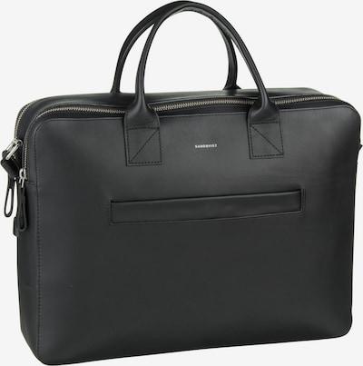 SANDQVIST Aktentasche ' Seth Briefcase ' in schwarz, Produktansicht
