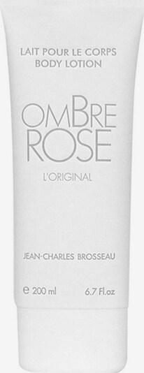 Jean-Charles Brosseau Bodylotion 'Ombre Rose' in weiß, Produktansicht