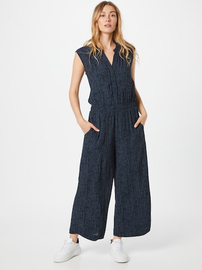 Salopeta 'Choley' Someday pe albastru noapte / negru, Vizualizare model