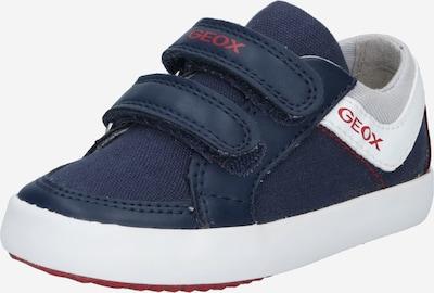 GEOX Brīvā laika apavi 'GISLI' zils / balts, Preces skats