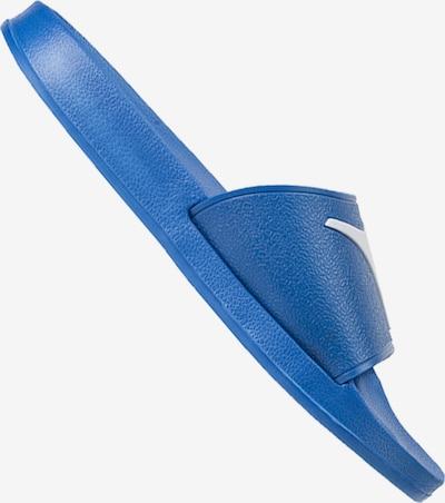 Diadora Pantolette in blau, Produktansicht