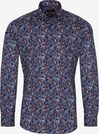 ETERNA Hemd in navy / mischfarben, Produktansicht
