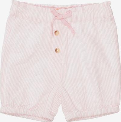 STACCATO Hose in pink / weiß, Produktansicht