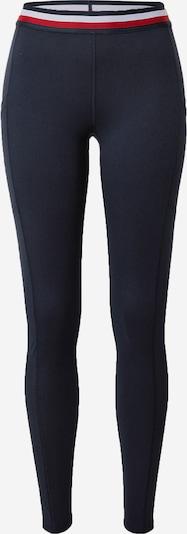 Tommy Sport Sporthose in dunkelblau / rot / weiß, Produktansicht