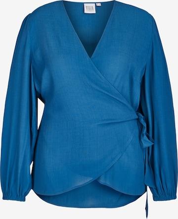 Rock Your Curves by Angelina K. Μπλούζα σε μπλε