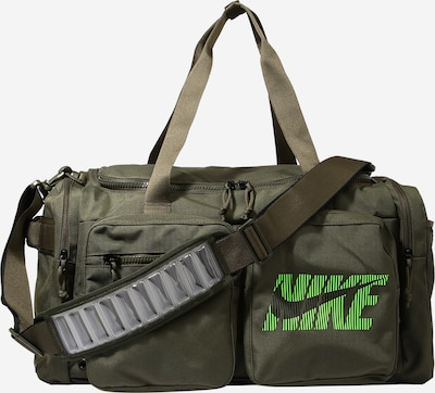 NIKE Sports Bag in Olive / Light green, Item view