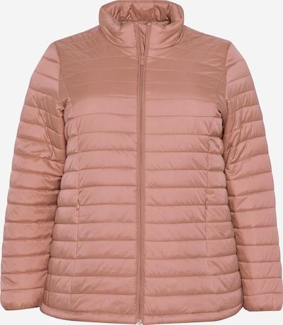 Zizzi Prijelazna jakna 'WINDY' u prljavo roza, Pregled proizvoda