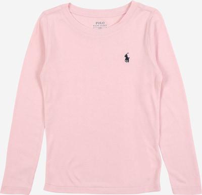 POLO RALPH LAUREN T-Shirt en bleu marine / rose, Vue avec produit
