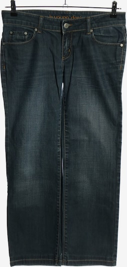 b.young Straight-Leg Jeans in 32-33 in blau, Produktansicht