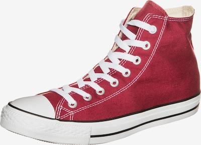 CONVERSE Augstie apavi pieejami karmīna / balts, Preces skats